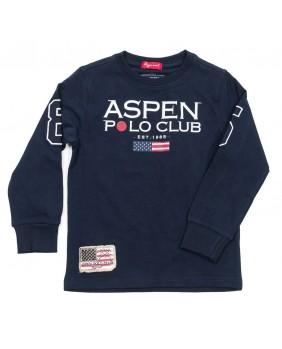 ASPEN POLO CLUB TSHIRT LOGO