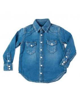 PEPE JEANS LONDON CAMICIA JEANS
