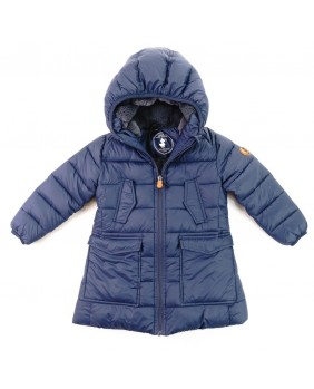 SAVE THE DUCK PIUMINO PARKA BIMBA (2-8anni)