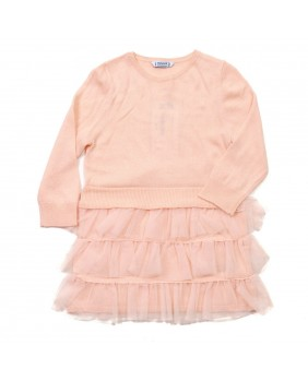MAYORAL ABITO TRICOT TULLE