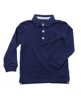 TOMMY HILFIGER POLO PIQUE\' (2-7anni)