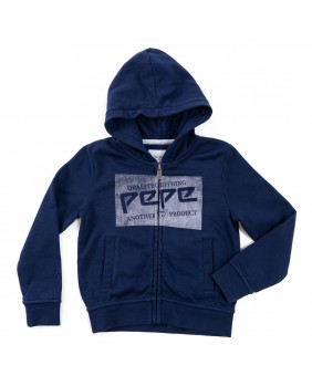 PEPE JEANS LONDON FELPA ZIP