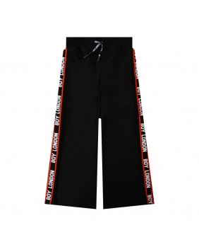 BOY LONDON PANTALONE FELPA LOGO