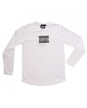 PARENTAL ADVISORY TSHIRT LOGO