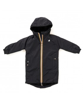 K-WAY PIUMINO CLELIE NYLON FUR
