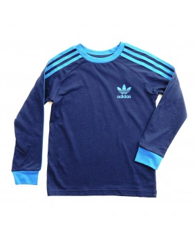 ADIDAS TSHIRT 3STRIPES LS