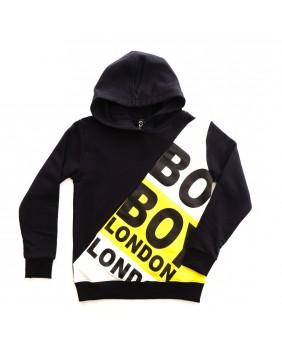 BOY LONDON FELPA LOGO