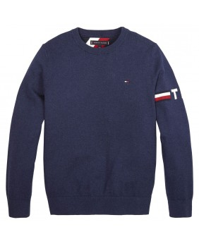 TOMMY HILFIGER MAGLIONCINO