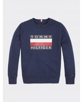 TOMMY HILFIGER FELPA LOGO