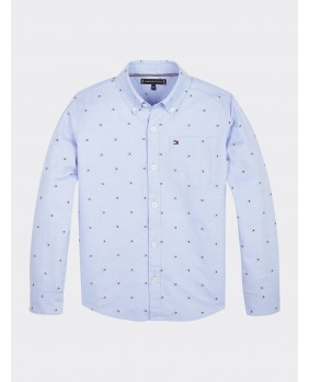 TOMMY HILFIGER CAMICIA
