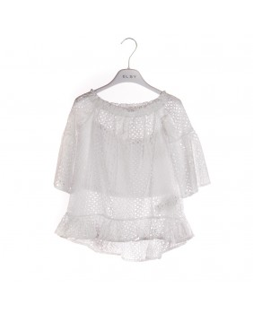 ELSY CAMICIA PIZZO