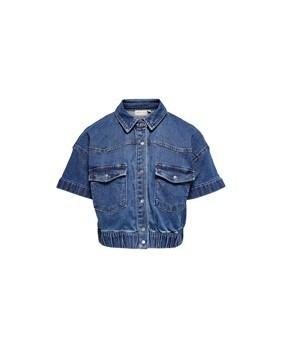 ONLY CAMICIA JEANS